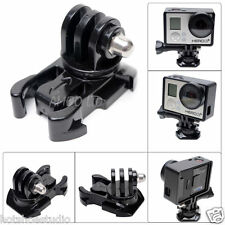 360° Basic Buckle Mount Adapter & Screw for GoPro HD Hero 2 3 3+ 4