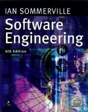 Software Engineering (6th Edition) by Ian Sommerville, Computer Science textbook
