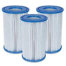 Intex 3x Cartuccia di ricambio per pompa filtro piscina tipo media A 29003
