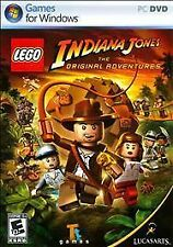 NEW ~ LEGO Indiana Jones: The Original Adventures (PC, 2008)