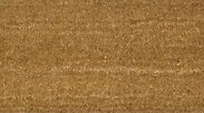 80 x 50 Indoor Coir Door Mat PVC Backed With Square Corners Coconut Husk Large