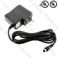 12V DC 500mA Power Supply Adapter Transformer f/ Defender Security Cameras CCTV