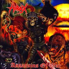 HIRAX ASSASSINS OF WAR + CHAOS AND BRUTALITY SEALED CD NEW