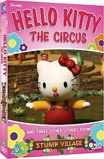 HELLO KITTY - The Circus Stump Theatre Puppet Show Scarecrow Childrens Stories