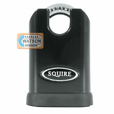 Squire SS50CP5 Stronghold Closed Shackle Padlock High Security Lock CEN 3 Heavy