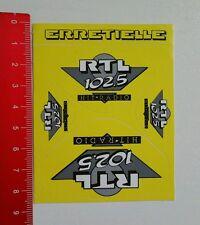 Aufkleber/Sticker: ERRETIELLE RTL 102.5 Hit Radio (15081613)