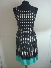 Designer Paul Smith Fully Lined Italian Made Spot Dress UK 8