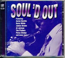 Soul'd Out Aaron Neville , Barry whit , James Brown , the platters etc 2cd