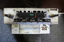 Becker Grand Prix Longwave AM FM SW Radio Amplifier Mercedes Porsche Ferrari