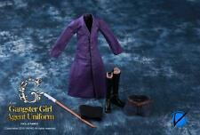 Viking Toys 'Gangster Girl' Uniform Set Vers 2 (No figure) 1:6 scale VK-FS007