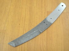 Damascus steel made knife Tanto blank Superb offer *P171**
