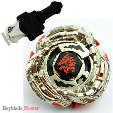 Masters BEYBLADE Metal Fusion BB121B L-DRAGO GUARDIAN+DRAGO string Launcher+GRIP