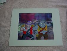 TMNT LARGE ROCKSTEADY AND BEBOP (fills the cel)  - m