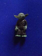 Yoda Jedi Master Star Wars Action Figure vintage ESB 1980 dark head pacman eyes