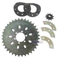 36 Tooth Rear Sprocket Mount Pads Kit For 49cc 66cc 80cc Motor Motorized Bicycle