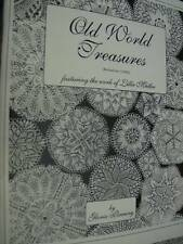 Old World Treasures Lace Knitting Book- Work Of Lillie Meitler, 2006