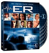Brand New DVD ER The Complete Fourth Season (1997) Laura Innes Noah Wyle Anthony
