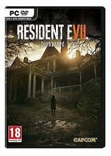 Resident Evil VII (7) Biohazard (PC DVD) New Sealed PAL