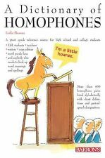 A Dictionary of Homophones-ExLibrary