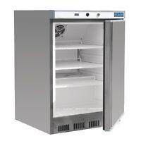 CD080 Gastronomie Mini Kühlschrank Gewerbe Tisch Kühlschrank Fridge Edelstahl