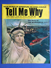Tell Me Why - The Story Of The Wonderful City - No.44 - June 1969 - Magazine