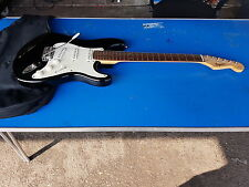 Fender Squier Stratocaster Electric Guitar Right Handed with Case