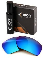 Polarized IKON Replacement Lenses For Von Zipper Gatti Ice Blue Mirror