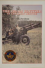WW2 Canadian 105MM Howitzer in Canadian Service Reference Book