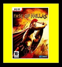 Sparta: Fate Of Hellas (PC DVD) PC 100% Brand New