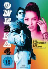 """DVD * ONE 2 KA 4 - DER BABYSITTER - COP ~ SHAH RUKH KHAN # NEU OVP """""""