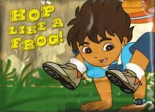 Go Diego Go Library Bag   Great Gift to Kids !