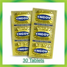 Engov - 30 Tablets - The Brazilian Hangover Cure That Actually Works
