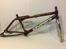 1999 Dyno Air BMX Bicycle Frame & Fork Late 90's Old School Freestyle Bike