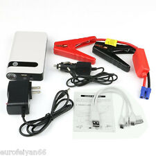 Multi-function 12V Jump Starter 10000mAh Car Charger Power Bank External Battery