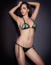 Agent Provocateur Green Laticia Bikini set inc Bra and Brief size 2 BNWT RRP£250