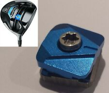 14g Blue Golf Weight Movable Sliding Slider For Taylormade SLDR Driver Head New