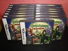 Goosebumps HorrorLand Nintendo DS 2008 New / Mint Condition Everyone Free Ship