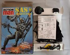ACTION MAN 40TH ANNIVERSARY SAS PARACHUTE ATTACK