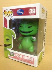 FUNKO POP! Disney Nightmare Before Christmas OOGIE BOOGIE #39 Vinyl Figure *New*