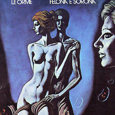 Felona e Sorona by Le Orme (CD, Mar-1996, Universal/Polygram)