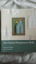 Developing Management Skills by David A. Whetten, Ki...