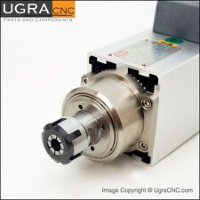 Professional GMT Spindle Motor Air Cooled 3.7kW (5HP) 220 / 380V ER25 CNC Router