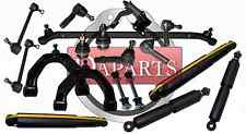 Xterra Steeering Suspension Parts Center Link Upper Control Arm Set Ball Joints