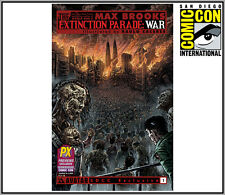 SDCC 2014 Comic-Con Extinction Parade: War # 1 Exclusive Variant Edition 2000
