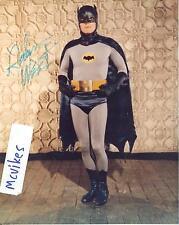 Adam West Batman Autographed Signed 8x10 Photo COA #1