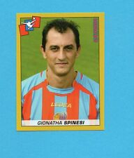 PANINI CALCIATORI 2007-2008- Figurina n.70- SPINESI- CATANIA -NEW