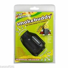 Smoke Buddy Original Personal Air Purifier Cleaner Filter Removes Odor - Black