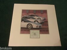 1995 ACURA LINE SALES BROCHURE ALL MODELS LEGEND INTEGRA (BOX 616)