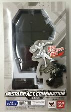 Tamashii Stage Act Combination Clear Black Stand Bandai USA Seller FREE Shipping