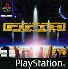 The Fifth Element (Sony PlayStation 1, 2000)